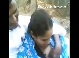 Bangladeshi bhabhi playing outdoor